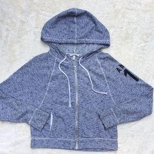Victoria's Secret Angel zip up hoodie